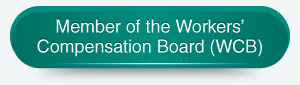 Member of the Workers' Compensation Board (WCB)